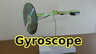 Simple DIY Gyroscope