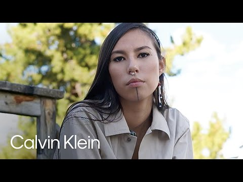 Quannah on protecting the Arctic Wildlife Refuge | CK One | Calvin Klein