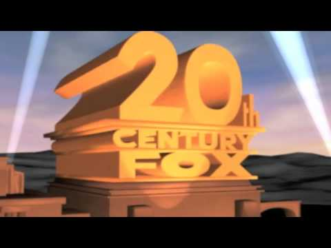 3D Studio Max 20th Century Fox logo in Blender (Version 1)