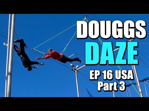 TRAPEZE & HAIR DRESSERS | DOUGGS DAZE | EP16