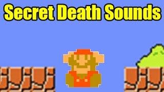 getlinkyoutube.com-All 8 SECRET/HIDDEN Falling Death Sounds In Super Mario Maker (Easter Eggs)