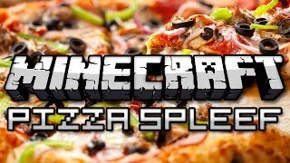 getlinkyoutube.com-Minecraft: Pizza Spleef w/ Friends! (Mini Game)