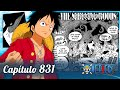 One Piece #831 - Luffy VS Luffy!!