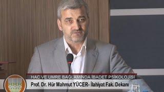 HAC VE UMRE BAĞLAMINDA İBADET PSİKOLOJİSİ