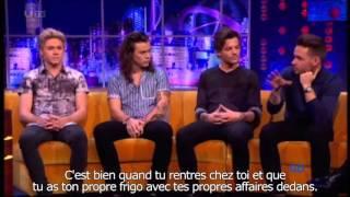 getlinkyoutube.com-One Direction dans le Jonathan Ross Show VOSTFR Traduction Française - Part 1
