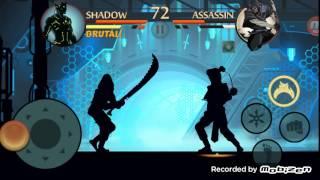 getlinkyoutube.com-Shadow vs Assassin [ SF2 Titan Update BodyGuard ]