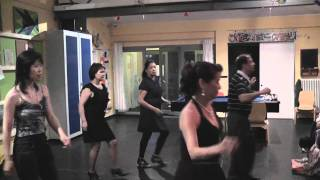 getlinkyoutube.com-Tập khiêu vũ điệu cha cha cha