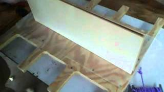 getlinkyoutube.com-Vid11 - Joining the Top - Building an Acoustic Guitar