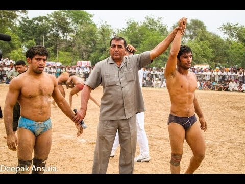 India vs Pakista  Kushti match
