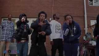 Wass Gang - Robin Banks x Pressa x GD x FB