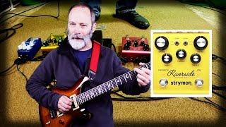 getlinkyoutube.com-Ambient Baritone Guitar Effects Walkthrough! (PRS SE 277 Strymon Riverside DIG Neunaber Immerse)