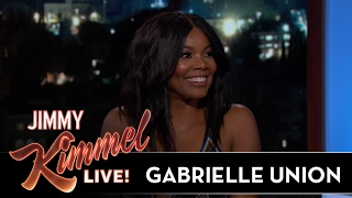 Gabrielle Union on Dwyane Wade's Birthday Party & Her Butt