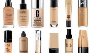 getlinkyoutube.com-THE BEST LIQUID FOUNDATIONS - EVER!!!!