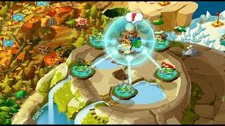getlinkyoutube.com-Angry Birds Epic: First Gameplay (All Boss Fights) Magic Shield 1, 2, 3, 4, & 5  (iOS, Android)