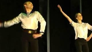 "getlinkyoutube.com-RUSSIAN SAILORS TAP DANCE ""YABLOTCHKO""   ""TRIO KONSTANTINA"""