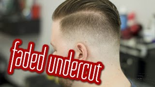 getlinkyoutube.com-How to do the Undercut Fade | Barber Tutorial w/ Wahl Clipper