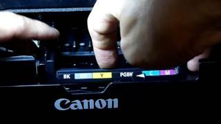 キャノン MG7530 プリントヘッド交換方法