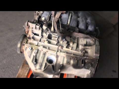 Двигатель бу LL8 на Chevrolet TrailBlazer 4.2