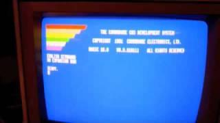 getlinkyoutube.com-Commodore 65 (C65 aka C64DX) In Action