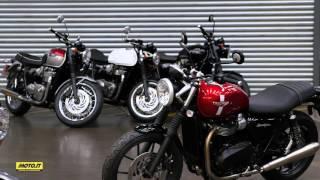 getlinkyoutube.com-Triumph Bonneville 2016
