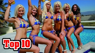 getlinkyoutube.com-Top 10 Awesome Facts About Sweden