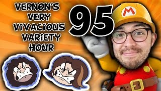 Super Mario Maker: The Ultimate Evil - PART 95 - Game Grumps