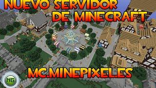 getlinkyoutube.com-Nuevo Servidor Minecraft - mc.minepixel.es - Premium