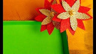 getlinkyoutube.com-Diy How to make Marriage Gift Tray