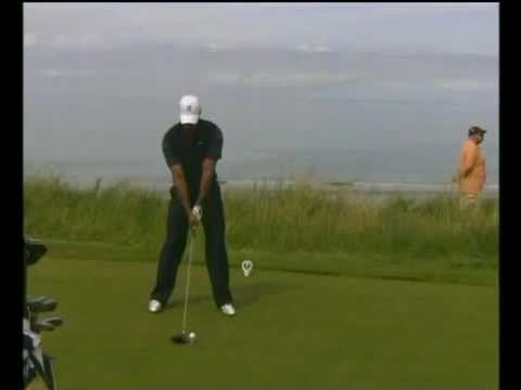 Tiger Woods - Perfect Swing Slow Motion