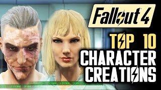 getlinkyoutube.com-Fallout 4 Top 10 Character Creations PART 2: The Joker, Taylor Swift and Bob Ross!