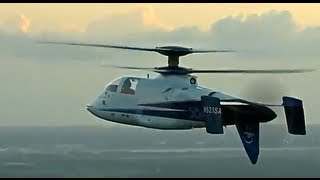 getlinkyoutube.com-Sikorsky X2 World's Fastest Helicopter Cool Commercial Carjam TV HD 2013