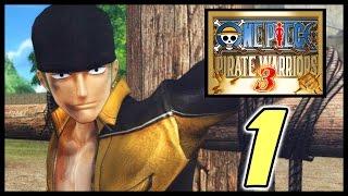 getlinkyoutube.com-One Piece Pirate Warriors 3 - Début de l'aventure   Episode 1 [FR]