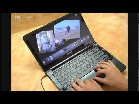 Synaptics ClickPad Experience on Windows 8 Concept