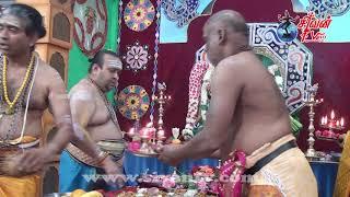 சூரிச் அருள்மிகு சிவன் கோவில் 8ம் திருவிழா பகல் 22.06.2018