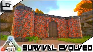 getlinkyoutube.com-HELLFIRE CASTLE! Modded ARK: Mystic Academy E3 ( Ark Survival Evolved Gameplay )