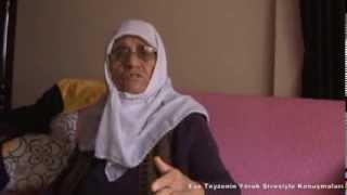 getlinkyoutube.com-Eşe Teyzenin Yörük Şivesiyle Konuşmaları - Eşe/Spouse, aunt nomad dialect Speeches