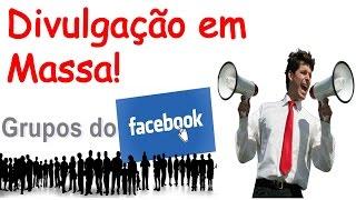 getlinkyoutube.com-Como Divulgar Em Vários Grupos do Facebook 2016? Poste Em Grupos de Uma Só Vez!!!