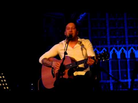 MATT CARDLE - THANK YOU - UNION CHAPEL LONDON - 02.05.13