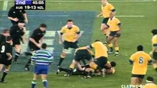 getlinkyoutube.com-Rugby Bledisloe Cup 2001 - Australia vs. New Zealand