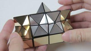 getlinkyoutube.com-Yoshimoto Cube Puzzle