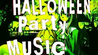 getlinkyoutube.com-Halloween Party Music 90 mins 2016