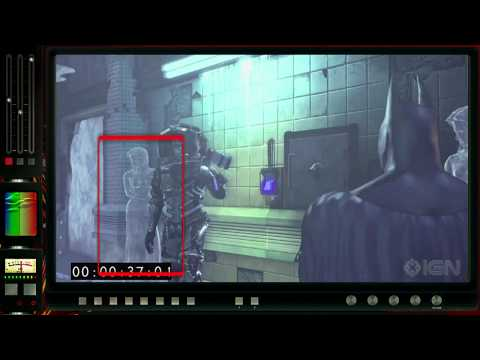 IGN Rewind Theater - Batman: Arkham City - Mr. Freeze Analysis