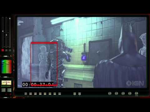 IGN Rewind Theater - Batman: Arkham City - Mr. Freeze Analysis