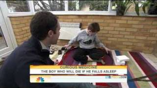getlinkyoutube.com-The boy who could die if he falls asleep