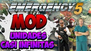 getlinkyoutube.com-Emergency 5 MOD - UNIDADES CASI INFINITAS | Español - Gameplay 1080 [KraoESP]