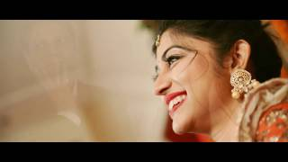 Mayank - Sricheta | Cinematic Wedding Highlight | Kameraworks | 8827726752