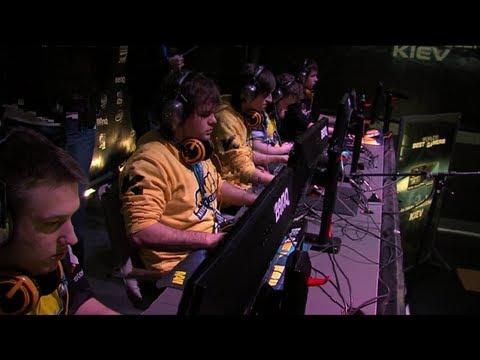 IEM Kiev CS Grand Final: Natus Vincere vs. SK Gaming
