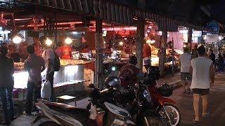 "getlinkyoutube.com-Thailand - Pattaya ""Beach Road by night"""