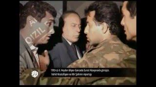 getlinkyoutube.com-1993-cü il. Heydər Əliyev Sürət Hüseynovla görüşür.