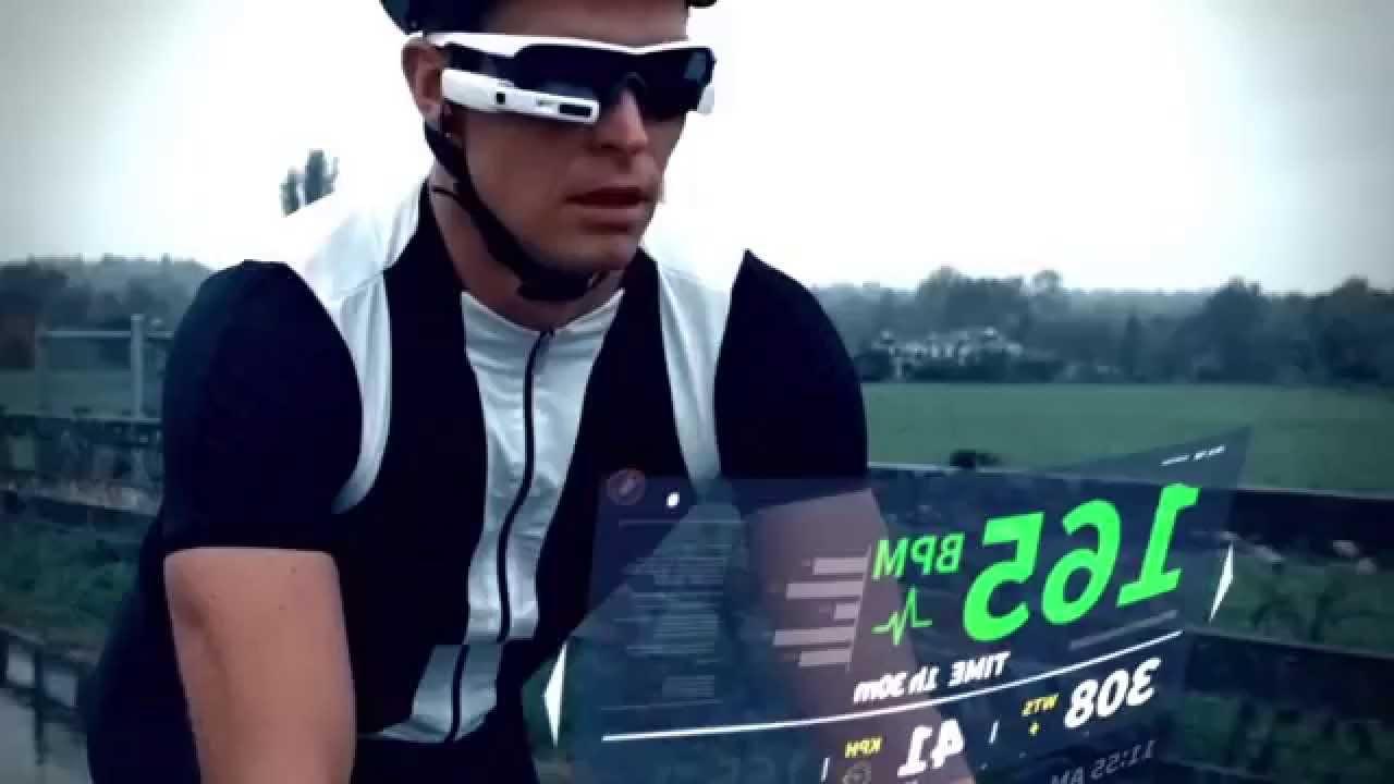 Gli occhiali smart #Recon #Jet sono ora disponibili! Cercali nel tuo negozio di bici preferito!